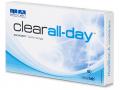 Mesačné kontaktné šošovky - Clear All-Day