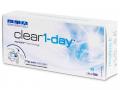 Denné kontaktné šošovky - Clear 1-Day