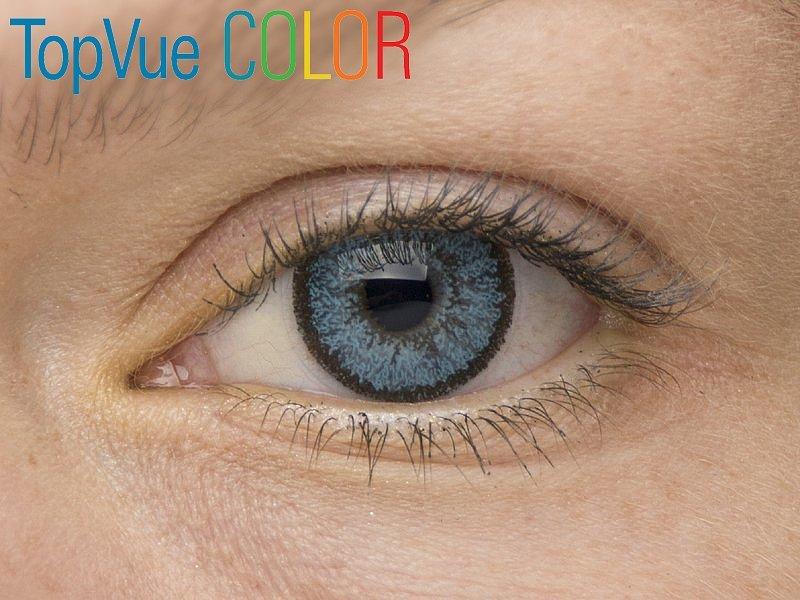 e44d0da98 TopVue Color – Farebné kontaktné šošovky dioptrické od €