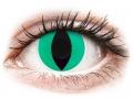 Farebné kontaktné šošovky - ColourVUE Crazy Lens - Anaconda - nedioptrické