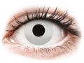 Farebné kontaktné šošovky - ColourVUE Crazy Lens - Mirror - nedioptrické