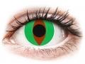 Farebné kontaktné šošovky - ColourVUE Crazy Lens - Raptor - nedioptrické