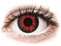 Farebné kontaktné šošovky - ColourVUE Crazy Lens - Volturi - nedioptrické