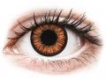 Farebné kontaktné šošovky - ColourVUE Crazy Lens - Twilight - dioptrické