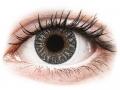 Farebné kontaktné šošovky - TopVue Color - Grey - dioptrické