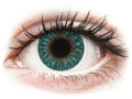 Kontaktné šošovky TopVue - TopVue Color - Turquoise - dioptrické