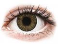 Farebné kontaktné šošovky - FreshLook ColorBlends Pure Hazel - nedioptrické
