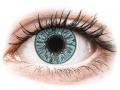 Farebné kontaktné šošovky - FreshLook Colors Blue - nedioptrické
