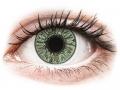 Farebné kontaktné šošovky - FreshLook Colors Green - dioptrické