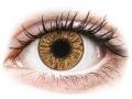 Farebné kontaktné šošovky - FreshLook Colors Hazel - dioptrické