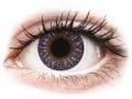 Farebné kontaktné šošovky - TopVue Color - Violet - dioptrické
