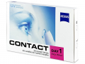 Denné kontaktné šošovky - Carl Zeiss Contact Day 1