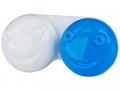 Puzdra a ostatné - Puzdro na šošovky 3D - modré