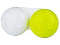 Puzdra a ostatné - Puzdro na šošovky 3D - zelené