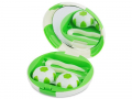 Puzdra a ostatné - Kazeta Futbalová lopta - zelená