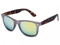 Slnečné okuliare dámske - Slnečné okuliare Stingray - Yellow/Grey