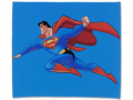 Puzdra a ostatné - Čistiaca handrička na okuliare - Superman