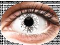 Farebné kontaktné šošovky - ColourVUE Crazy Lens - Vikingdom - jednodenné nedioptrické