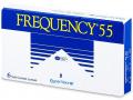Mesačné kontaktné šošovky - Frequency 55