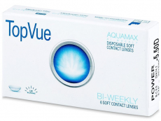 TopVue Bi-weekly (6 šošoviek)